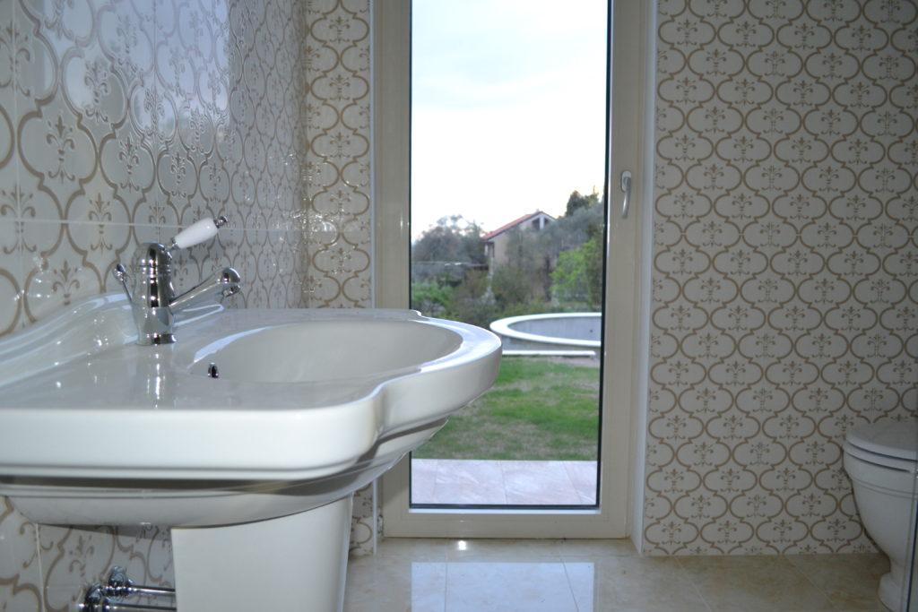 Ванна 1 этаж
